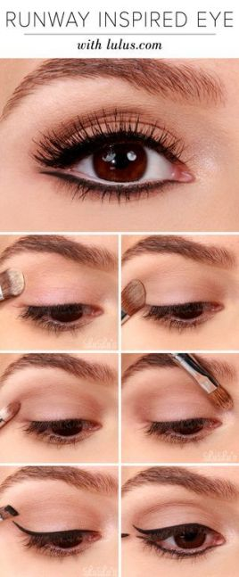 Eyeliner styles for Indian eyes 07