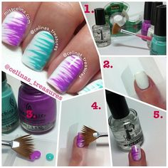 How To Do Diy Nail Art Without Using Any Tools Indian Makeup And
