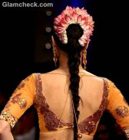Indian wedding hairstyles 19