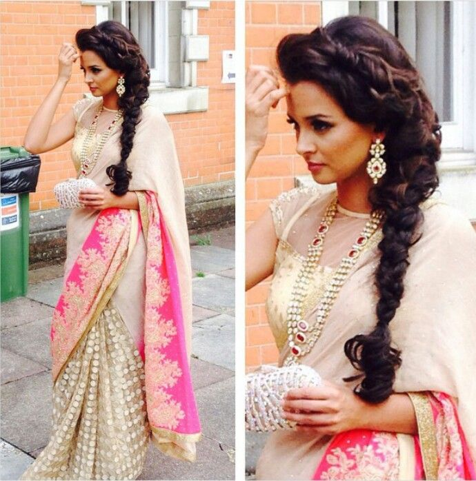 Indian Wedding Hairstyles 20 Indian Makeup And Beauty Blog