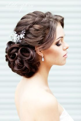 Indian wedding hairstyles 21