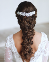 Indian wedding hairstyles 25
