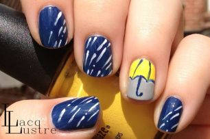 Latest nail art designs 23