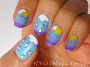 Latest nail art designs 24