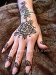 Mehendi for Eid ul fitr 03
