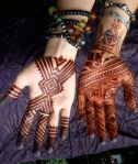 Mehendi for Eid ul fitr 15