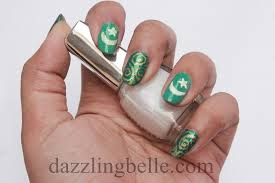 Nail art designs step by step at home 01