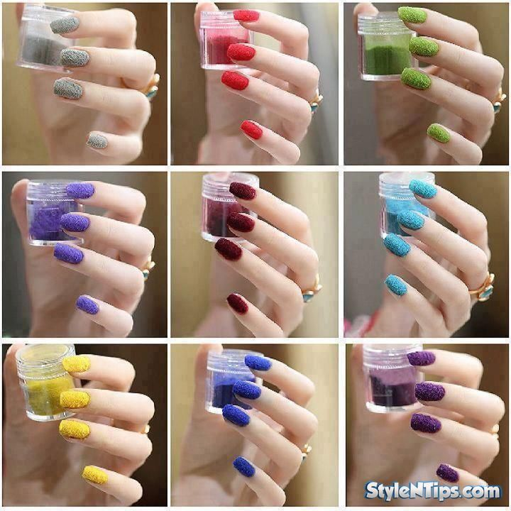 Nail Art Designs Step By Step At Home 05