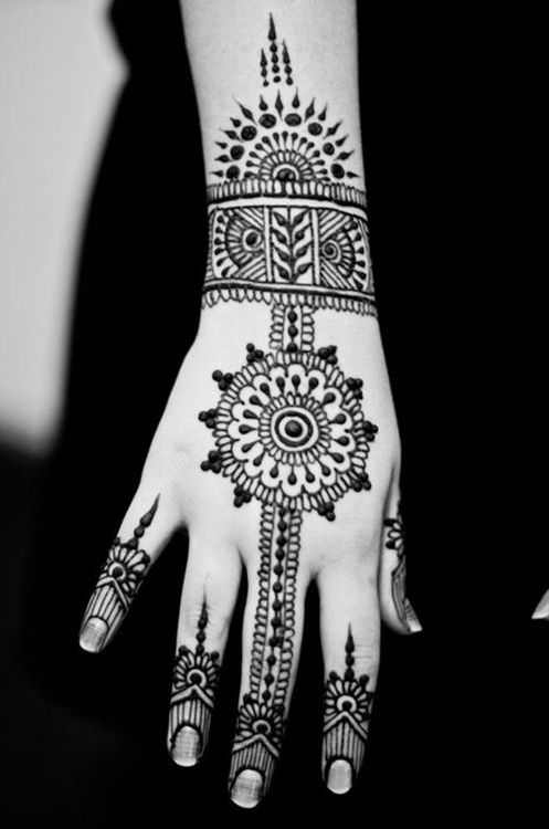 Simple Mehndi Designs 14 Indian Makeup And Beauty Blog Beauty