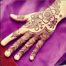 Simple mehndi designs 23