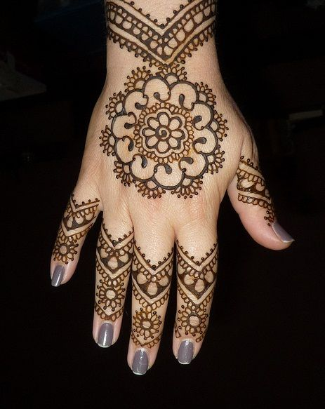 Simple Mehndi Designs 24  Indian Makeup And Beauty Blog