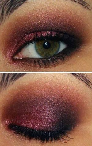 Smokey eye makeup 25