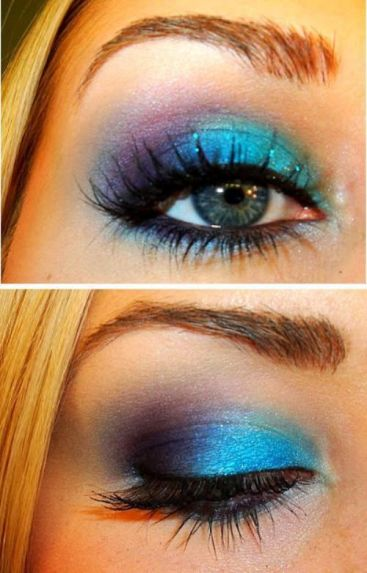Smokey eye makeup 26