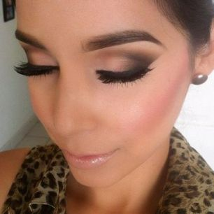 Smokey eye makeup 28