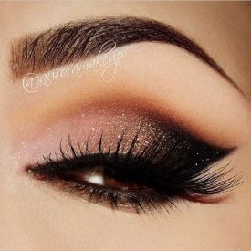 Smokey eye makeup 30
