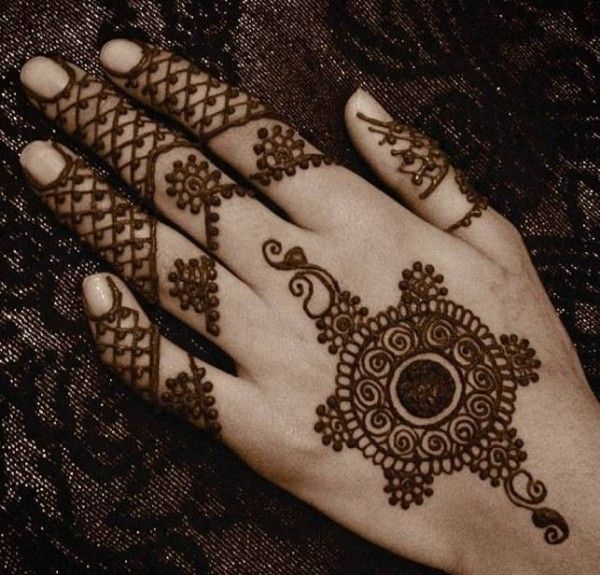 Image result for Arabic Mehndi