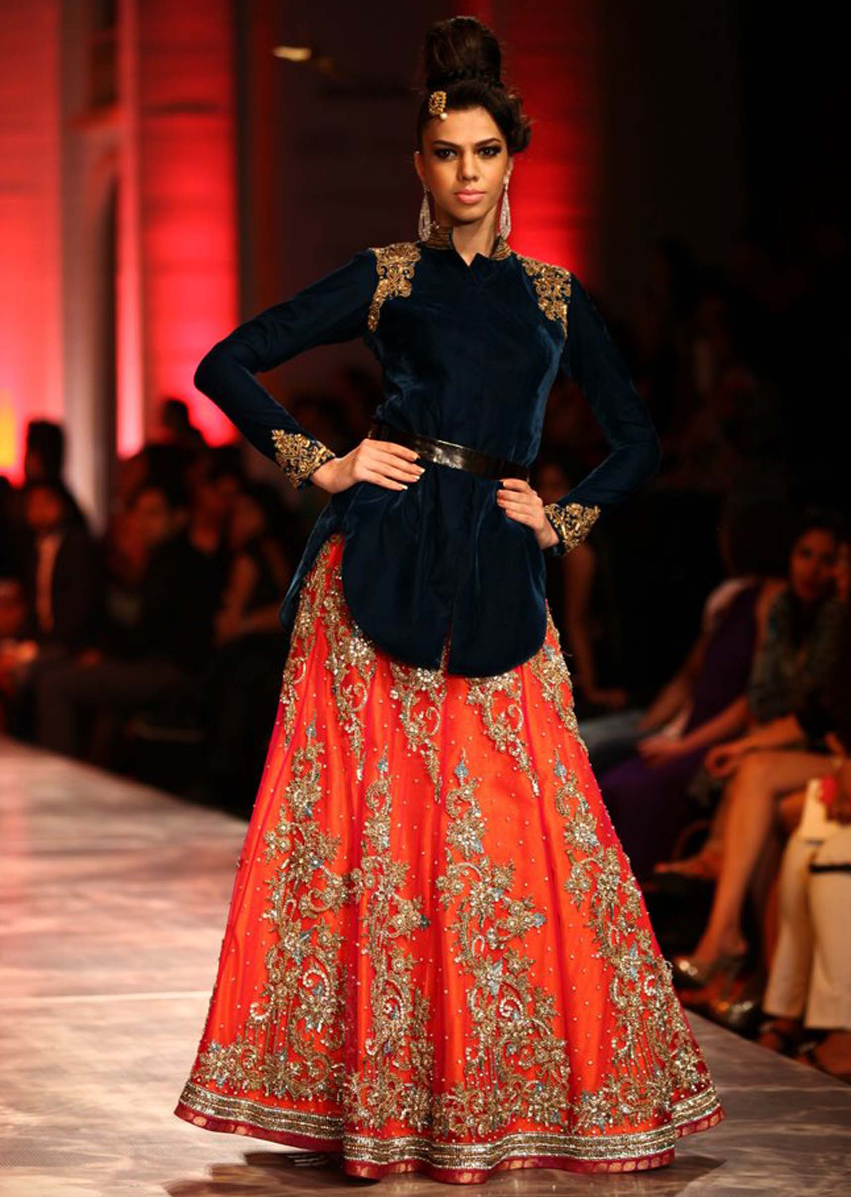 Image result for Top 5 things to look for in designer lehengas this season