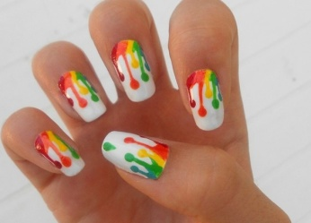 Nail art at home 23