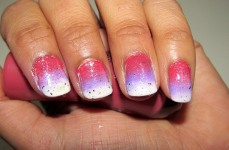 Nail art at home 25