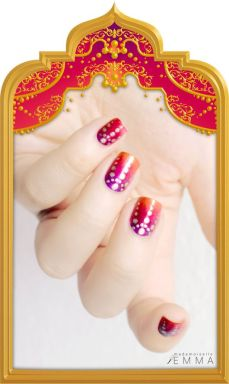 Nail art at home 29