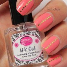 Nail art at home 35
