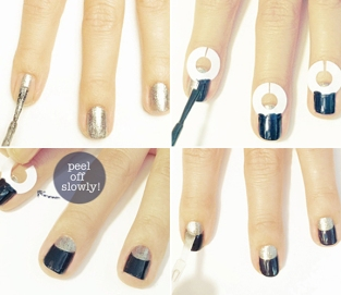 nail art at home 39