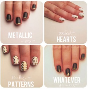 nail art at home 41