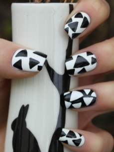 nail art at home 47