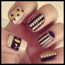 nail art at home 52
