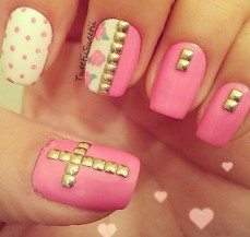 nail art at home 58