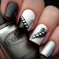 nail art at home 65