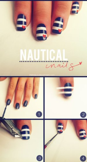 nail art step by step at home 02