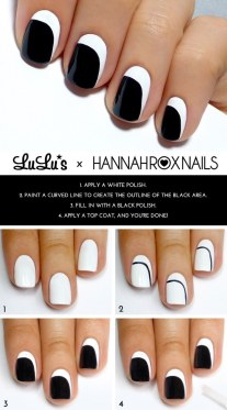 nail art step by step at home 08