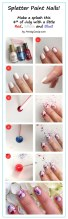 nail art step by step at home 11