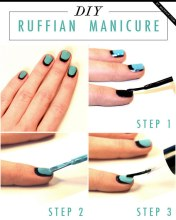 nail art step by step at home 12