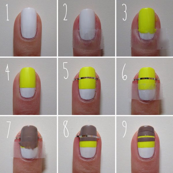 Quick nail designs images nail art and nail design ideas nail art step by step at home 14 indian makeup and beauty blog nail art step prinsesfo Image collections