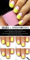 nail art step by step at home 17