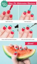 nail art step by step at home 19