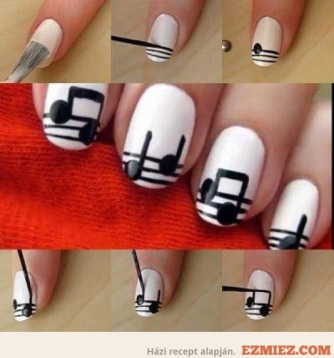 nail art step by step at home 27