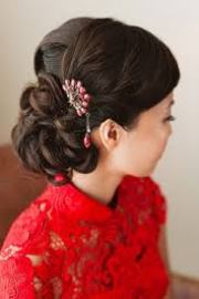 Traditional Indian wedding hairstyles 06