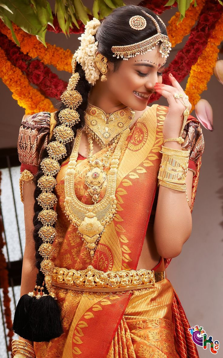 Pleasing 27 Indian Wedding Hairstyles For An Ultimate Traditional Look Short Hairstyles For Black Women Fulllsitofus