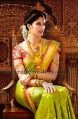 Traditional Indian wedding hairstyles 17