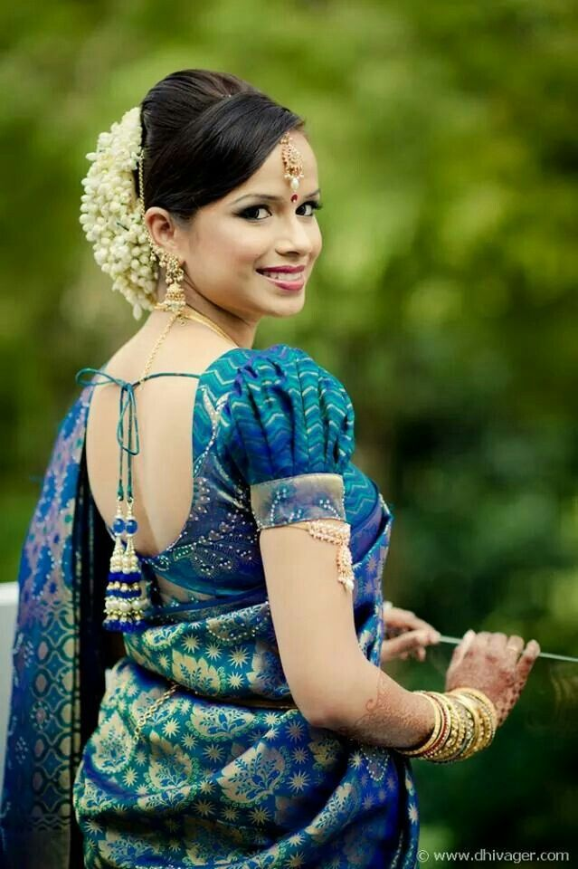 Swell Traditional Indian Wedding Hairstyles 22 Indian Makeup And Short Hairstyles Gunalazisus