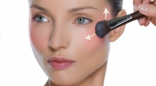 how to apply cream blush 2