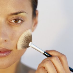 how to apply cream blush 4