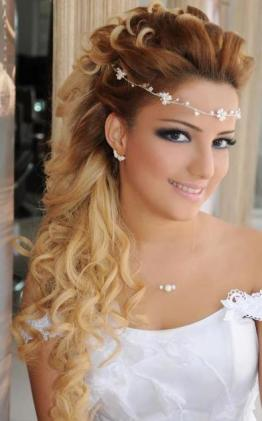 indian wedding hairstyles 28