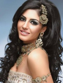 indian wedding hairstyles 31