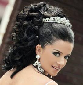 indian wedding hairstyles 33