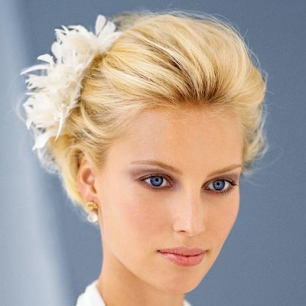 Indian wedding hairstyles for short hair 01