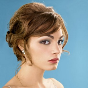 Indian wedding hairstyles for short hair 02